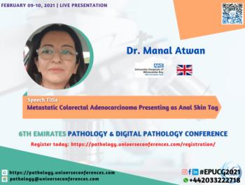 Dr. Manal Atwan_6thEmirates Pathology & Digital Pathology Conference_Presentation 2-min