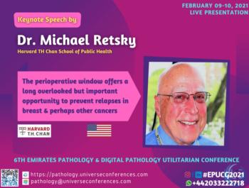 Dr. Michael Retsky_6thEmirates Pathology & Digital Pathology Conference