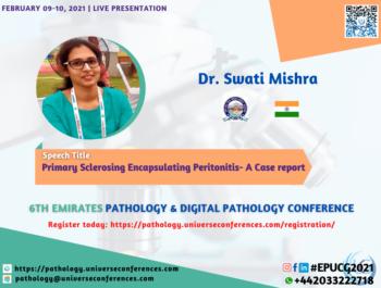 Dr. Swati Mishra_6thEmirates Pathology & Digital Pathology Conference