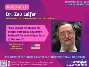 Dr. Zev Leifer_6thEmirates Pathology & Digital Pathology Conference-