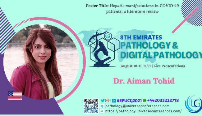 Dr. Aiman Tohid_8th Emirates Pathology & Digital Pathology