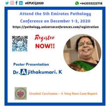 Dr. Ajitha Kumari_Pathology Utilitarian Conference