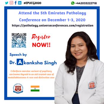 Dr. Akanksha Singh_Pathology Utilitarian Conference