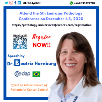 Dr. Beatriz Hornburg_Pathology Utilitarian Conference