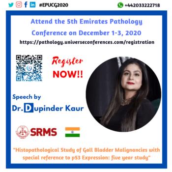 Dr. Dupinder Kaur_Pathology Utilitarian Conference