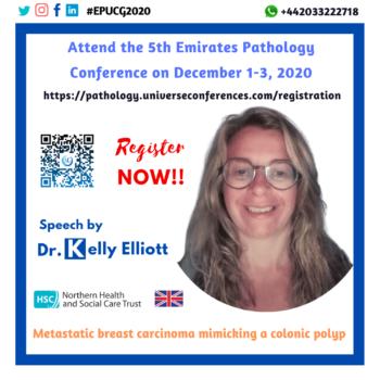 Dr. Kelly Elliot_Pathology Utilitarian Conference