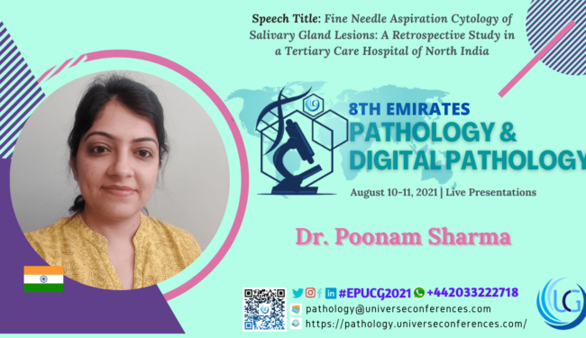 Dr. Poonam Sharma_Fine Needle Aspiration Cytology of Salivary Gland Lesions A Retrospective Study in a Tertiary Care Hospital of North India