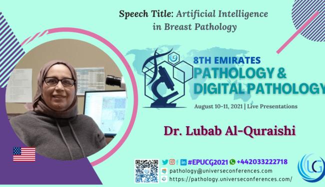 Dr. Lubab Al-Quraishi_8th Emirates Pathology & Digital Pathology